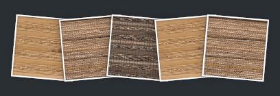 20 7960 Woven Wood Shades