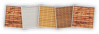 21 8200 Woven Wood Shades