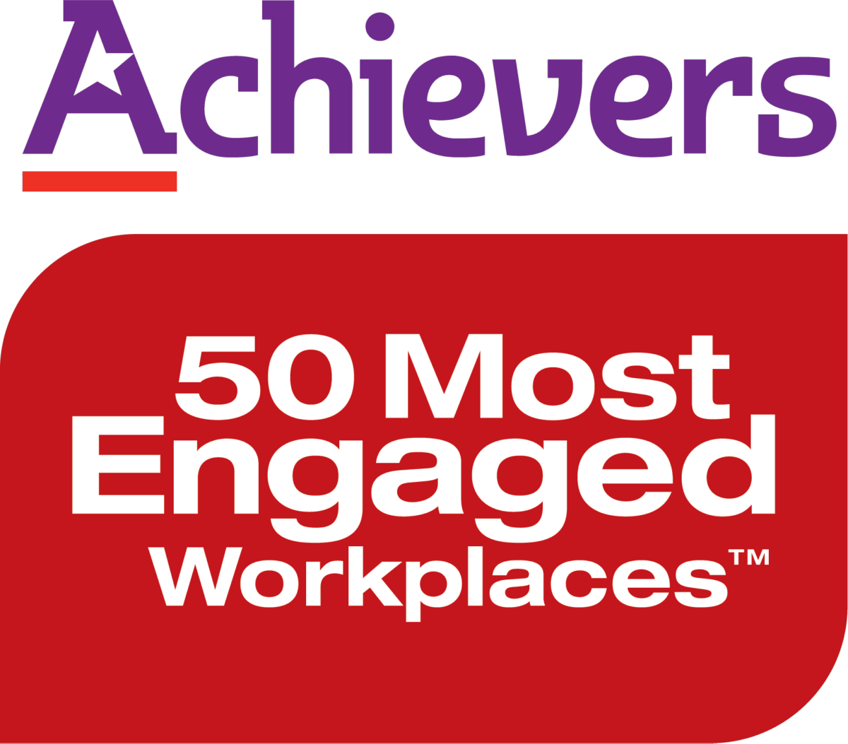 Achievers 50 Best Engaged Workplaces