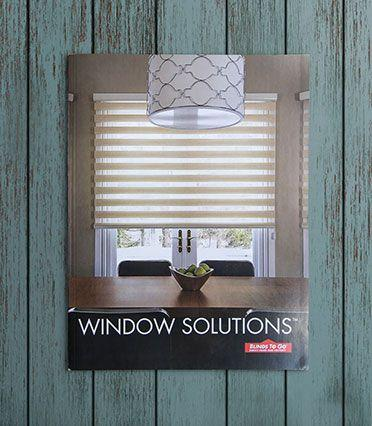 Order a free blinds to go catalog to help choose from the largest selection of custom window blinds and shades