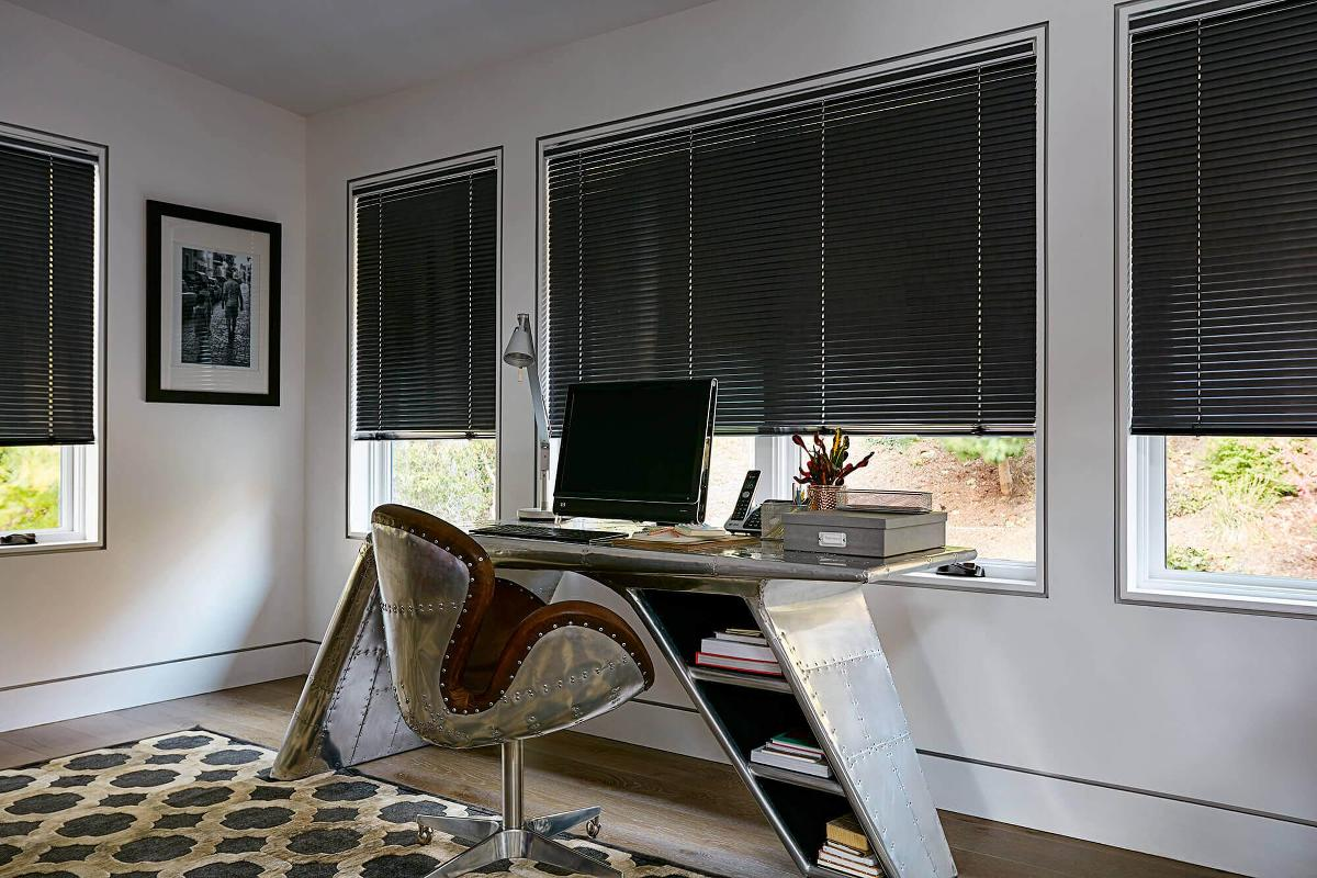 Softlook 8 Designer Aluminum Blinds