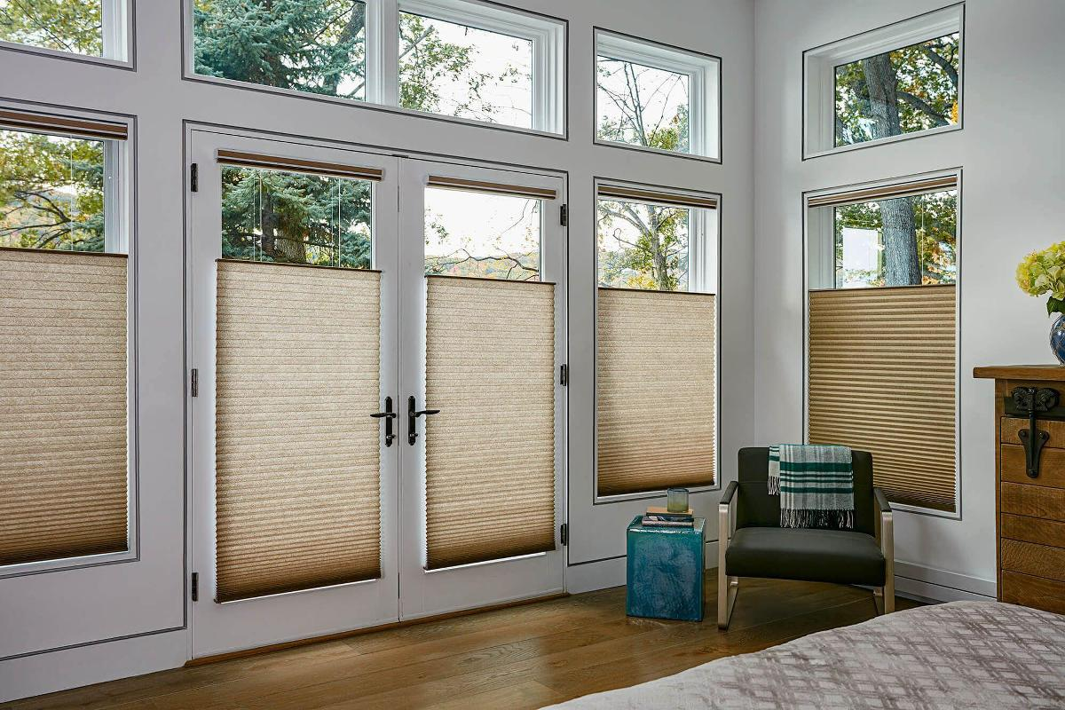 Cellular shades custom made shades blinds to go for Best shades for windows