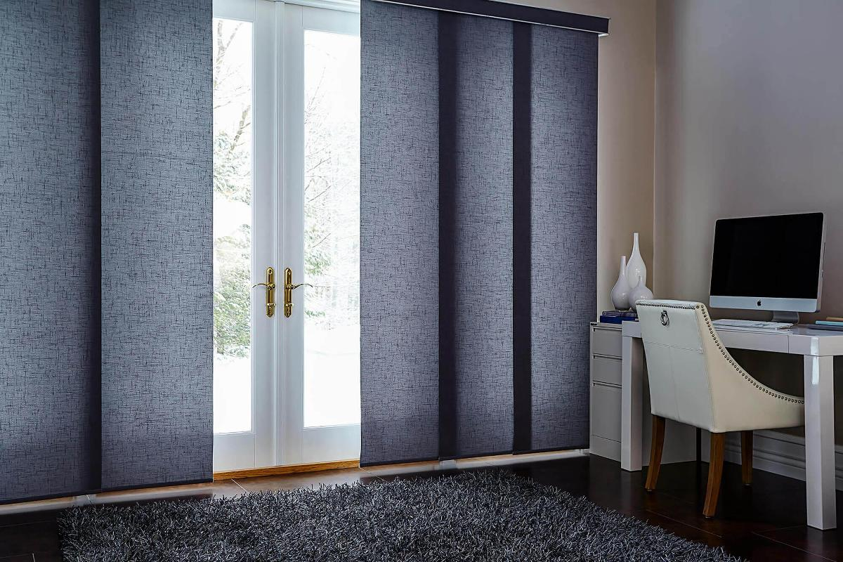 Panel Track Blind | Custom made blinds | Blinds To Go
