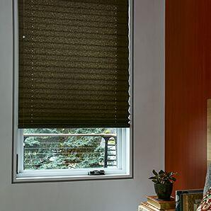 Pleated shades at Blinds To Go come in many affordable styles.