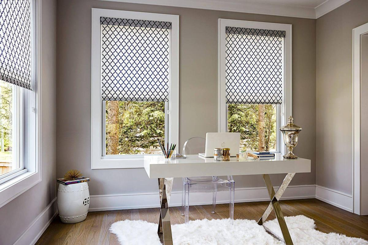 Beauteous 60 bathroom window roller shades inspiration for Decor blinds and shades