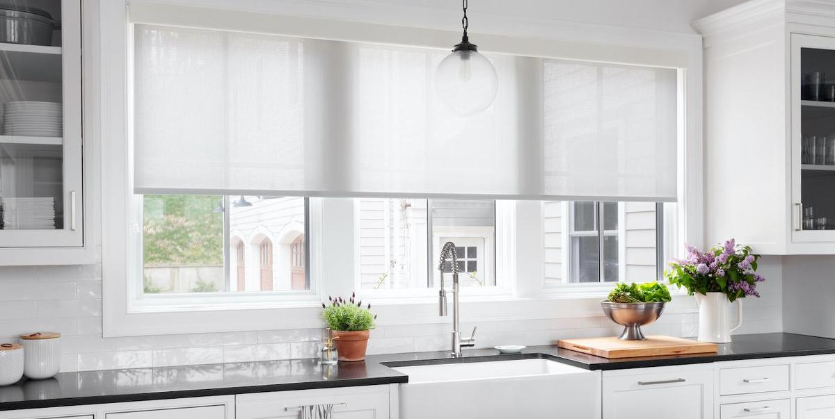 Custom Solar Window Shades Uv Protection Shades Blinds To Go
