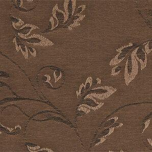 Ballet Char Brown Roller Shade