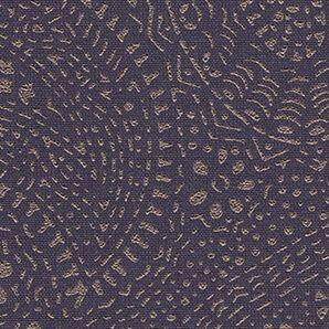 Ariel Exotic Purple Motif Roller Shade Swatch