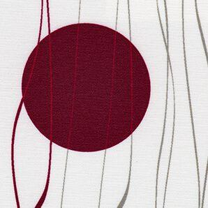 Festival Red Lantern Motif Roller Shade Swatch