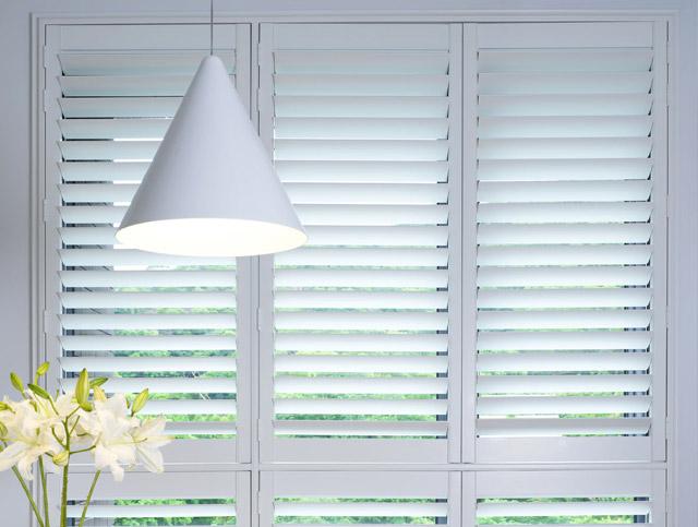 Energy efficient ideal shutters
