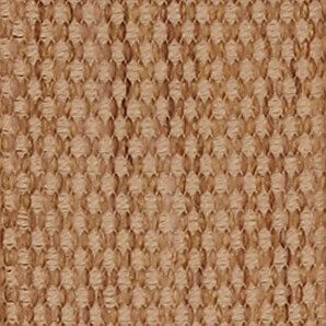 Macrame latte vertical fabric blinds swatch