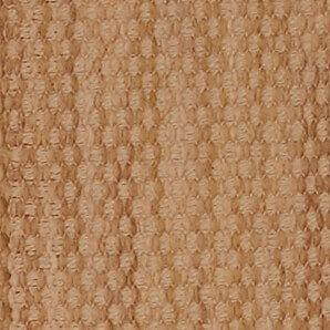 Macrame straw vertical fabric blinds swatch