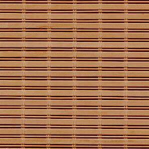 Walnut Aruba Woven Wood Shade Swatch