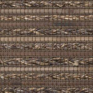 Ibiza Cocoa Woven Wood Panel Tracks