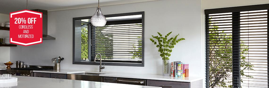 Cordless And Motorized Are 20 Off Blinds To Go