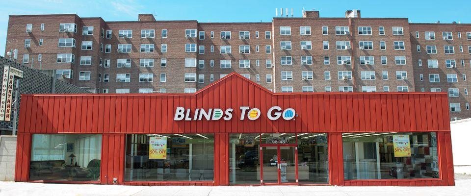 Our Rego Park showroom services the Rego Park, Queens, Brooklyn area with the largest selection of custom blinds and shades