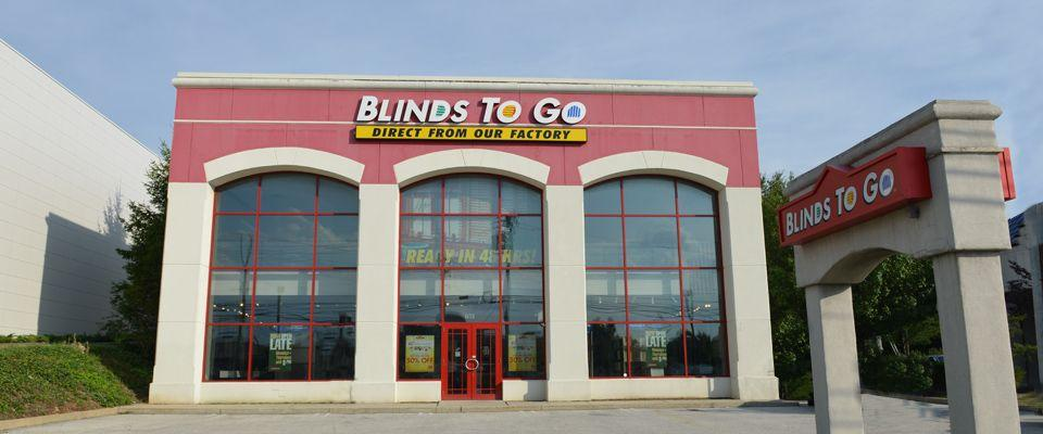 Our King of Prussia showroom services the King of Prussia, Norristown, Conshohocken area with the largest selection of custom blinds and shades