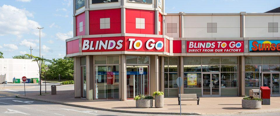 Our Windsor showroom services the Windsor, Pointe-Aux-Roches, Emeryville area with the largest selection of custom blinds and shades