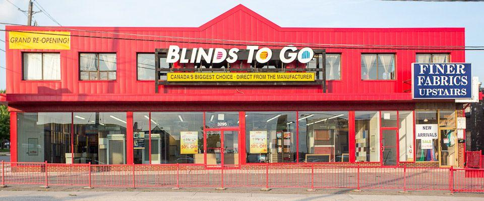 Our North York showroom services the North York, Toronto, Fisherville area with the largest selection of custom blinds and shades
